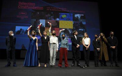 Nagroda Cinéfondation dla Yelyzavety Pysmak